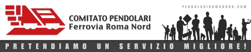 Comitato Pendolari Ferrovia Roma Nord – il sito