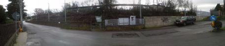 Panoramica (esterno stazione)