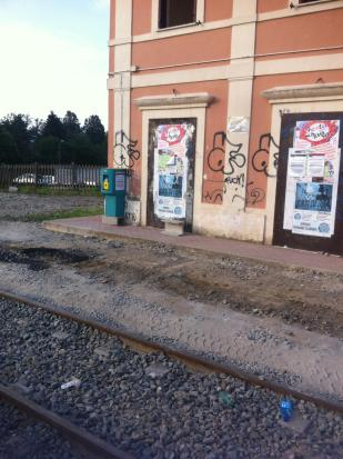 Stazione Magliano Romano