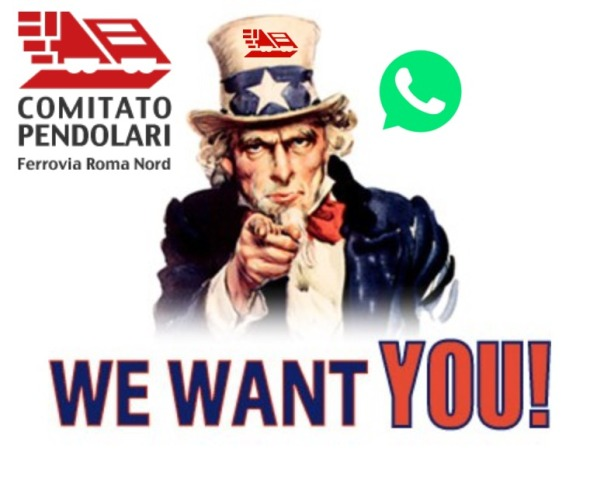 comitato want you